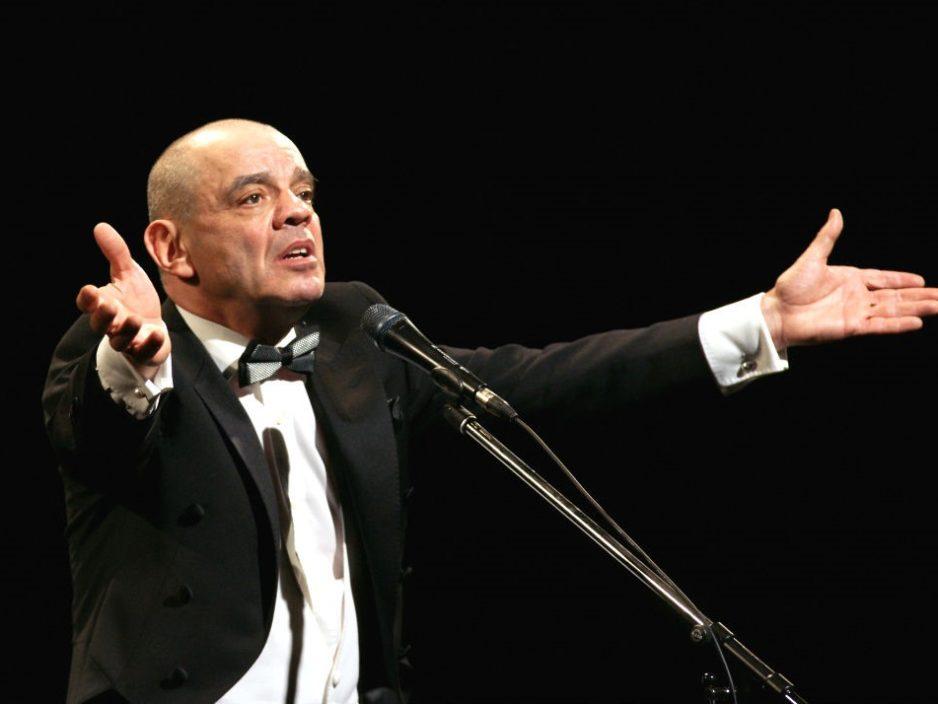 28 сентября   поэтический моноспектакль «Самое любимое». Константин  Райкин