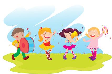 1 марта Детская музыкальная программа «Веселая компания