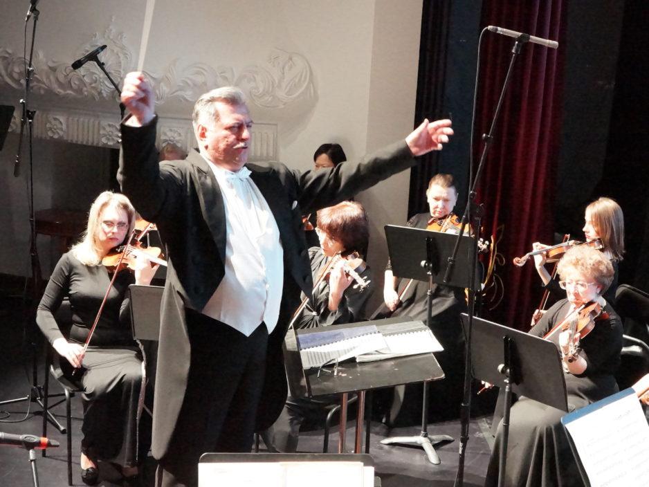 25 апреля XXIX Фестиваль классической музыки «Дальневосточная Весна».Концертная программа «Golden piano classics»
