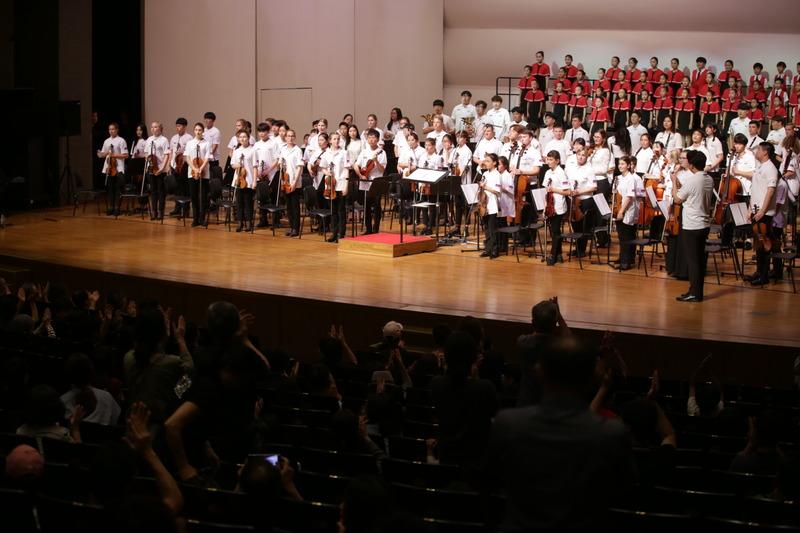 2 мая Сахалинский сводный детский симфонический оркестр