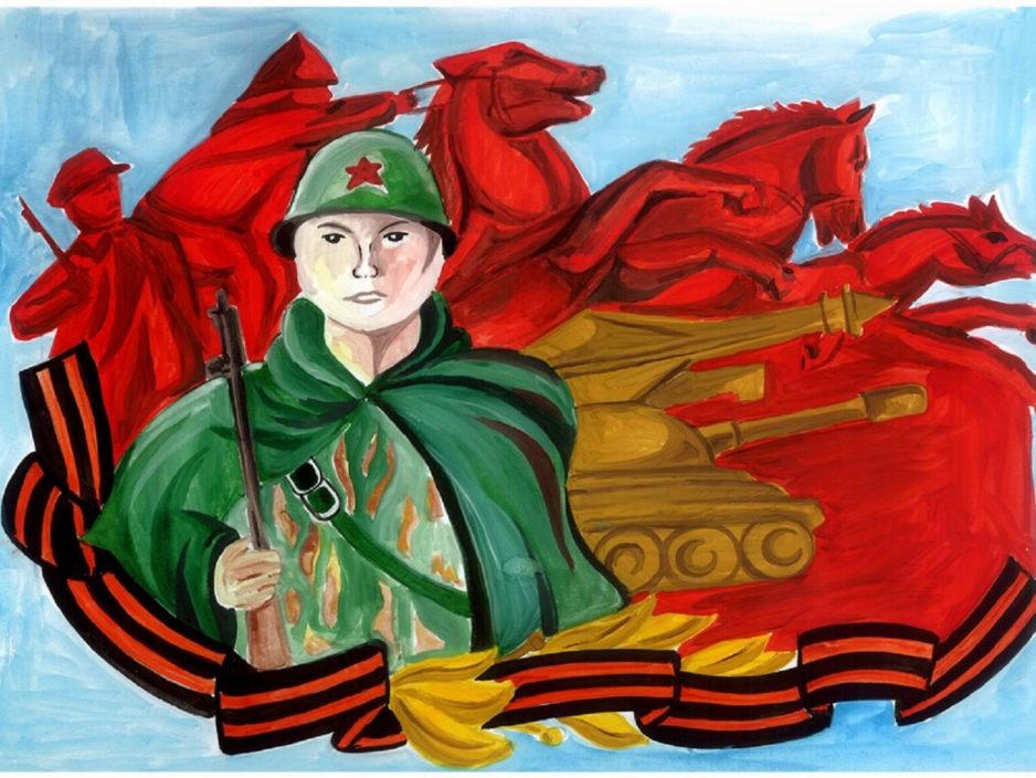 10 мая Эстрадная Детская музыкальная программа «Солдатушки, бравы  ребятушки» к 75-летию  Победы в Великой Отечественной войне