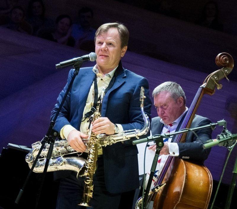 XVII Международный джазовый фестиваль во Владивостоке. 6 ноября Квинтет Игоря Бутмана
