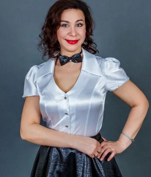 Наталья Брылева   - «Я живу музыкой!»
