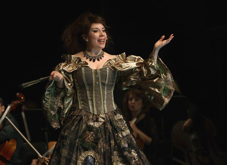 Екатерина Кучук - «Я ощущаю себя одним  из звеньев большого шоу»