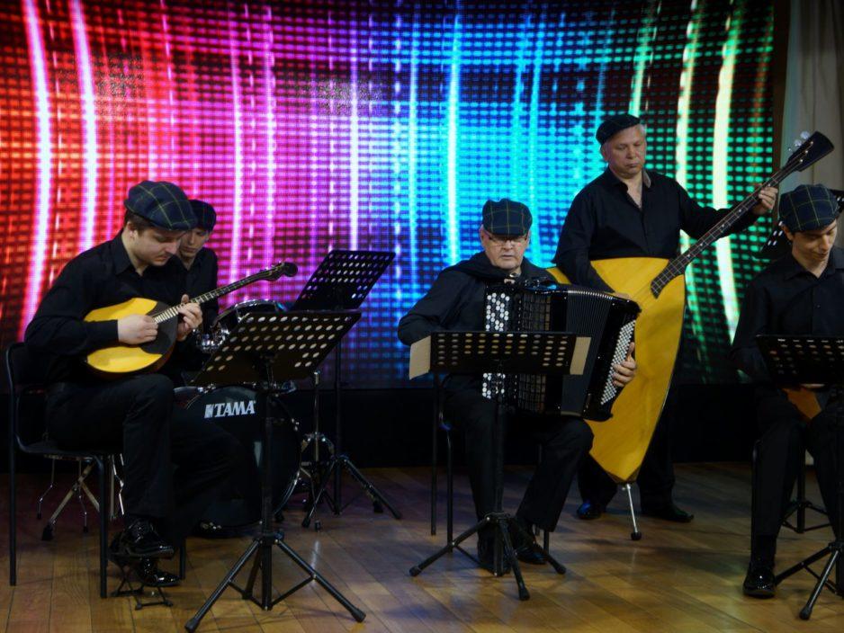 4 января Новогодняя концертная программа «На Волне Шансона»