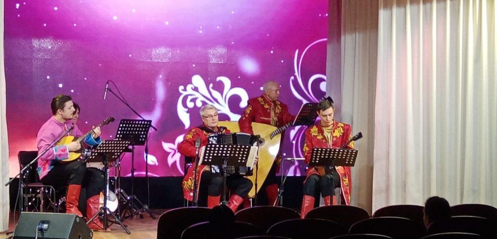 28 декабря Концертная программа «Мечты сбываются под Новый год»