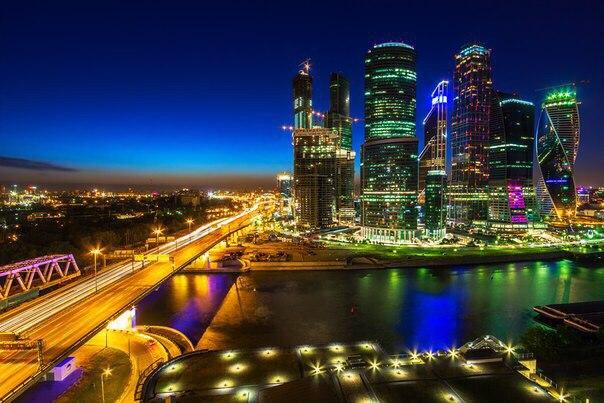 9 декабря Огни Москвы