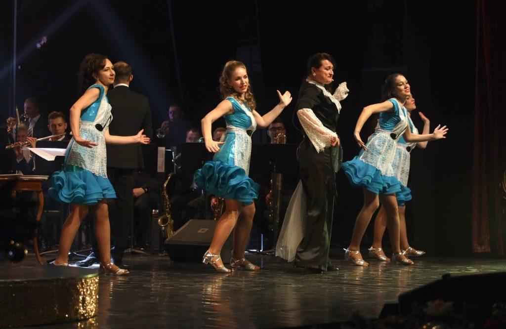 13 декабря Новогодний концерт «Вдруг как в сказке скрипнула дверь…!»  на музыку и песни Александра Зацепина