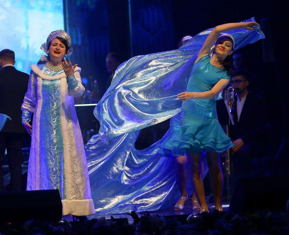 18 декабря Концертная программа «Зимнее волшебство или ирония судьбы…»