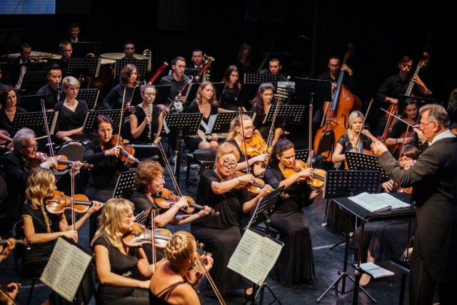 5 января Концертная программа «Симфонический Голливуд» Тихоокеанский симфонический оркестр