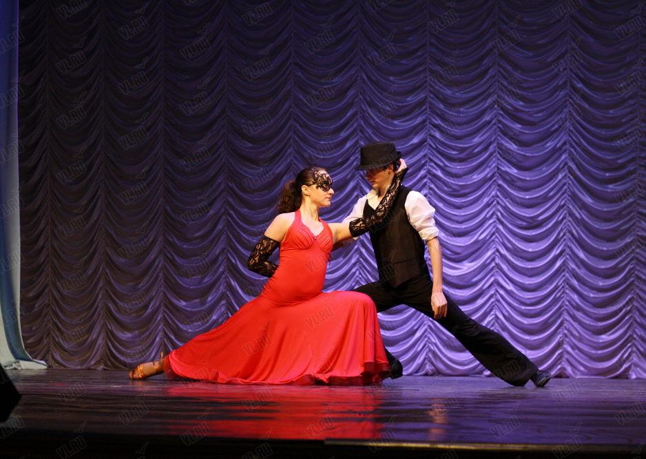 17 января Концертная программа «В ритме вальса, танго и фокстрота»