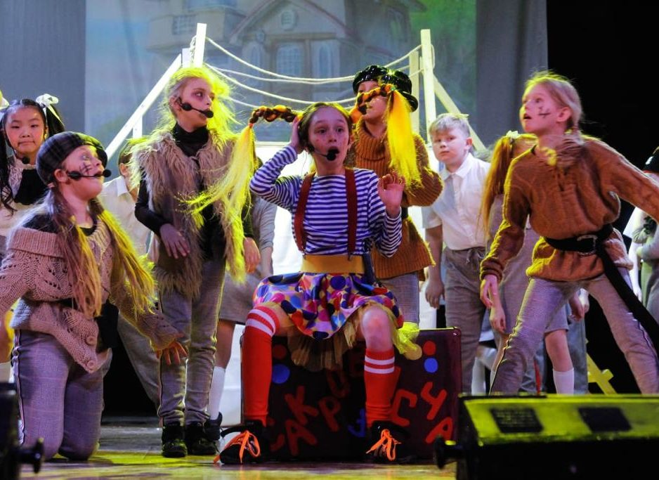 «Овация» покажет два детских  музыкальных спектакля