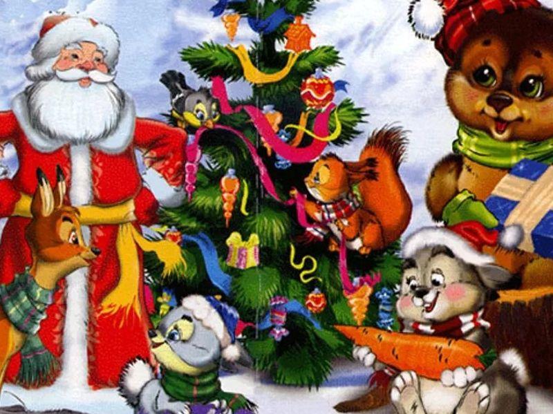 8 января Новогодняя  музыкальная  сказка  «Таинственное исчезновение  праздничного  пирога  под  Новый год!»