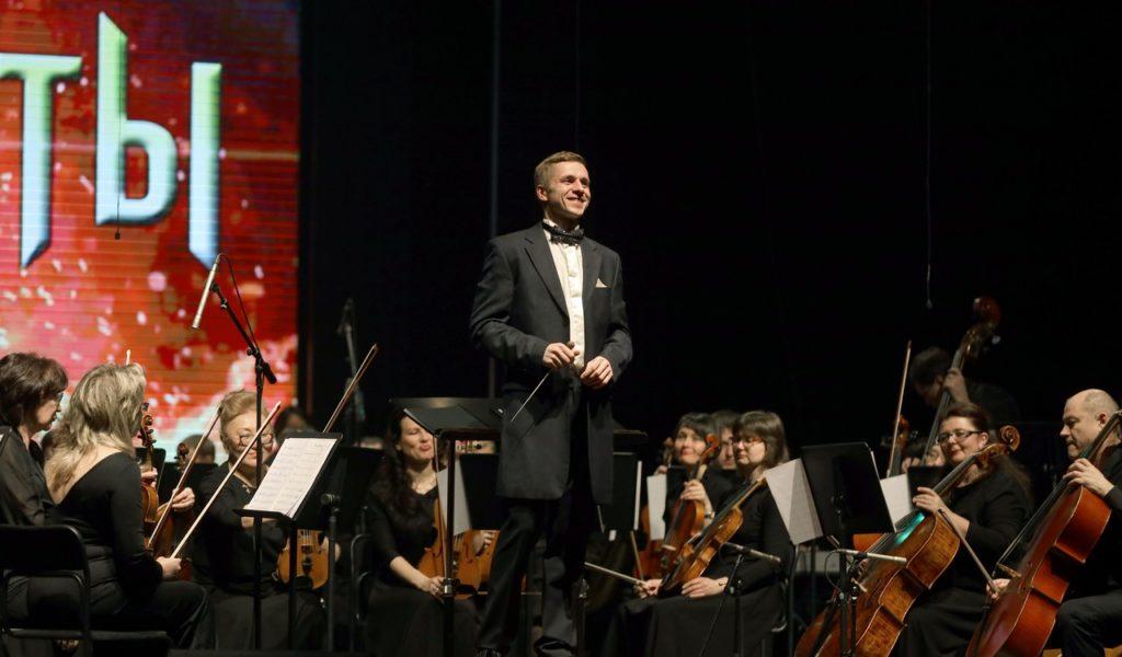 22 января   Новогодняя Концертная программа «Рок-Хиты»